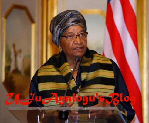 Former President Ellen Johnson Sirleaf Expelled By Liberia's Ruling Party
