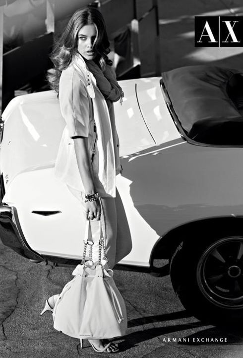 A X Armani Exchange Spring Summer 2012 Campaign