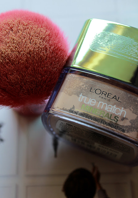 L'Oreal: True Match Minerals skin improving foundation