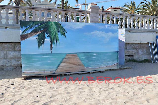 Murales Sitges
