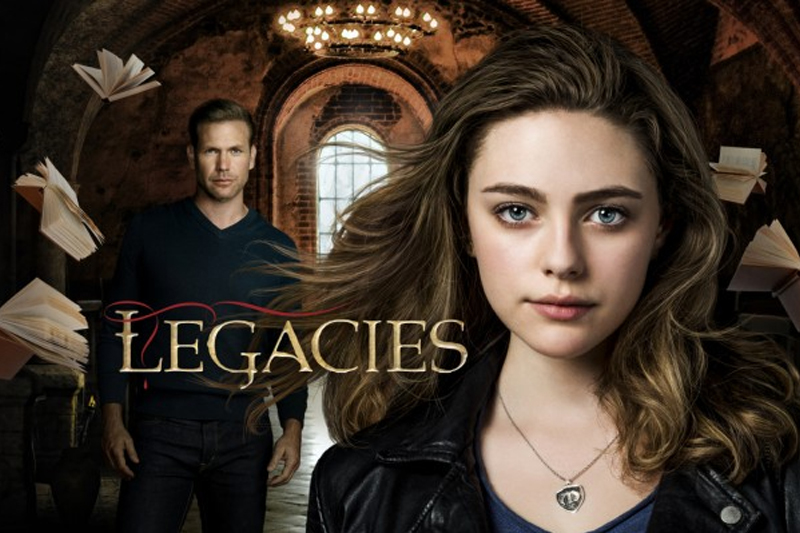 Legacies, nueva serie de The CW