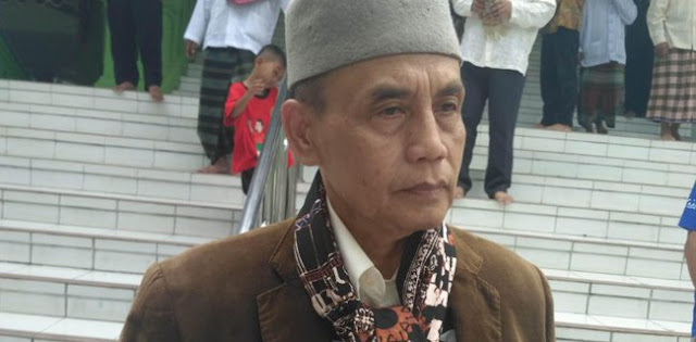 Anton Tabah: Apa Maksud Moeldoko Larang Ceramah Politik Di Masjid?