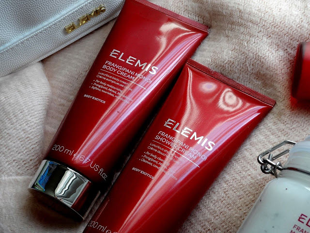 Elemis Wonders of Frangipani Set