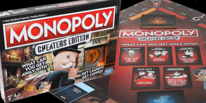 Players Are Getting Excited Over Monopoly's Cheater Edition