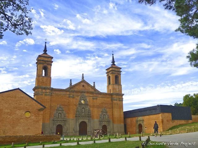 Monasterio de San Juan de la Peña, Monasterio Nuevo por El Guisante Verde Project