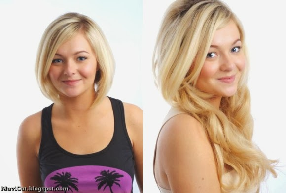 Long Hair Extensions For New You For Short Hair Muvicut