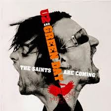 Green Day The Saints Are Coming Lyrics