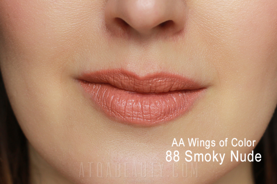 AA Wings of Color, 88 Smoky Nude