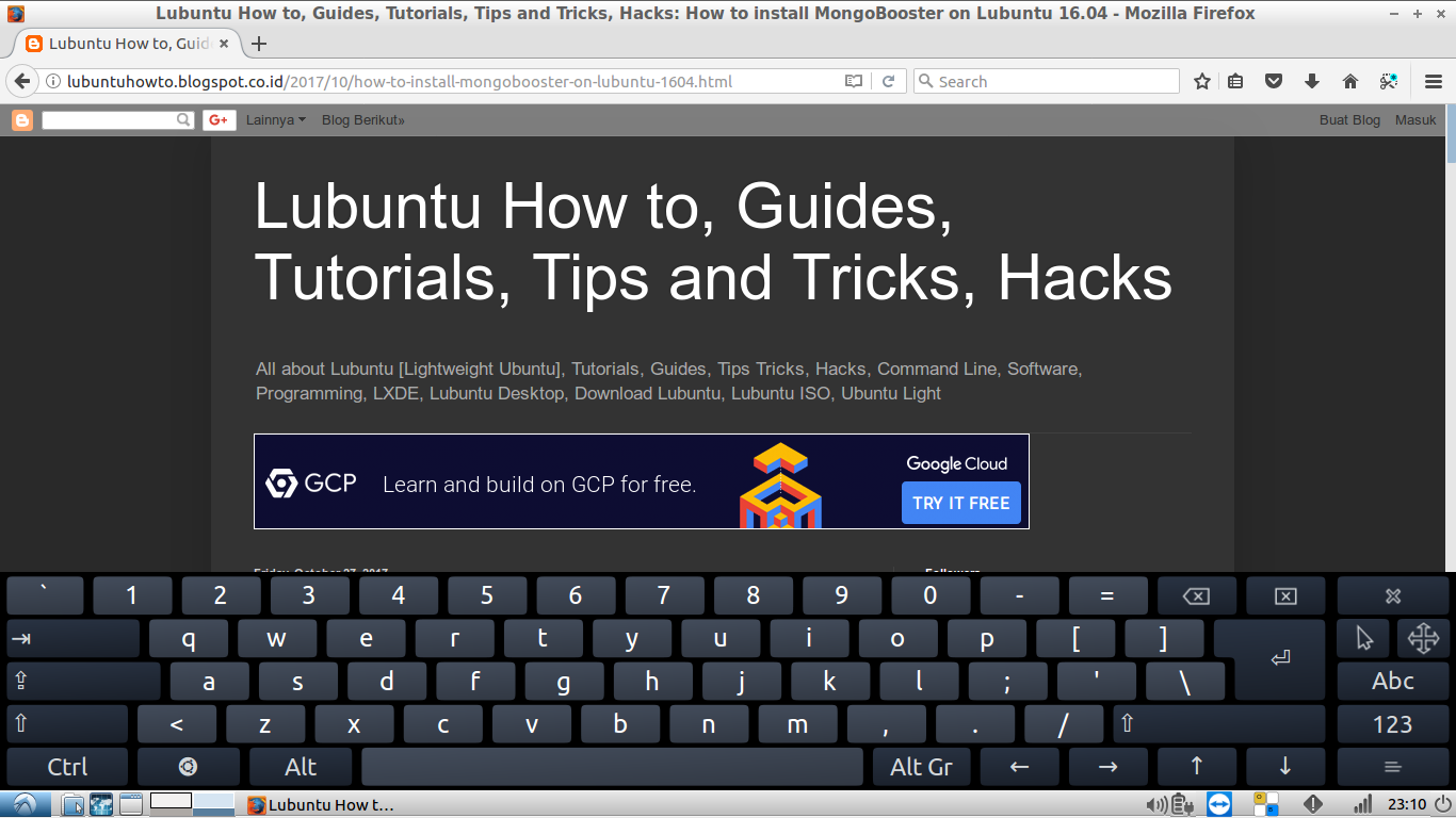 Lubuntu How to, Guides, Tutorials, Tips and Tricks, Hacks: How to