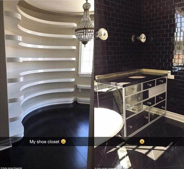 Kylie Jenner House: Inside Kylie Jenner'sn Massive $2.7m Mansion(Photos