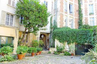 Paris : Cour de Rohan, voyage immobile à travers l'Histoire - VIème
