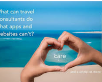 Why can we want Travel Consultants