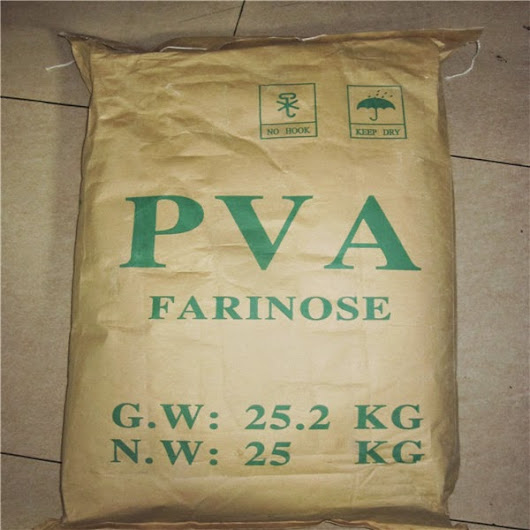 Polyvinyl Alcohol:PVA-Polyvinyl-Alcohol-PVA used for platen adhesive