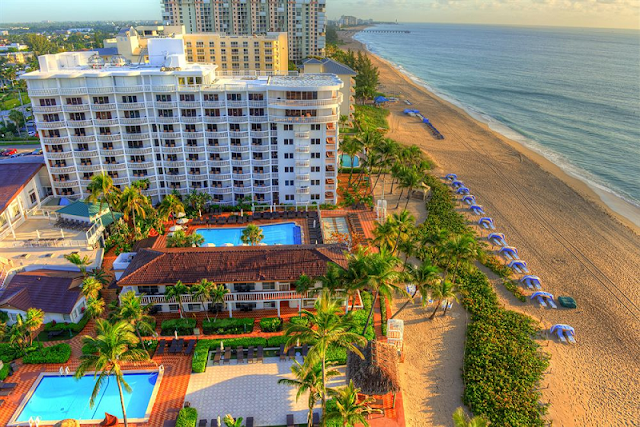 Hotel Beachcomber Resort & Villas em Fort Lauderdale