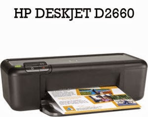 use printer yous tin count on for lineament documents too spider web prints Download Driver Printer HP Deskjet D2660