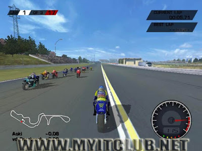 MotoGp 1 Game Download  Free For Pc | MYITCLUB
