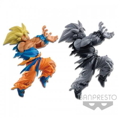 DRAGONBALL Z BANPRESTO WORLD FIGURE COLOSSEUM Vol. 1 Figure - Goku