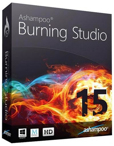 Ashampoo Burning Studio 15.0.1.39 + Crack