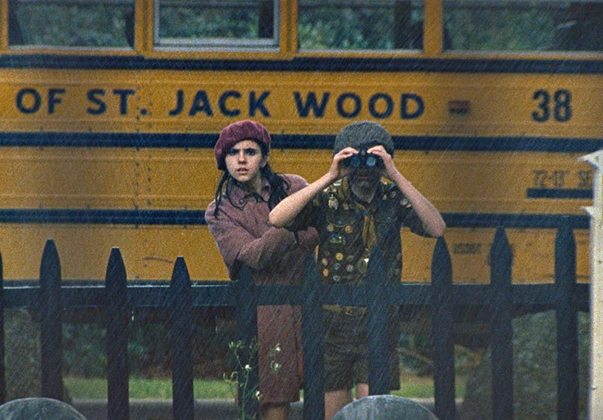Moonrise Kingdom, ganadora en los Gotham Awards