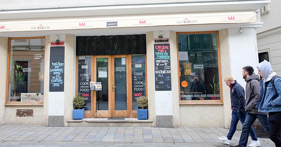 Kontakt, Bratislava, Slovakia