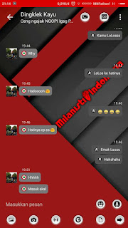 BBM MOD MilanistiOrid v3.3.0.16 Full Display Picture