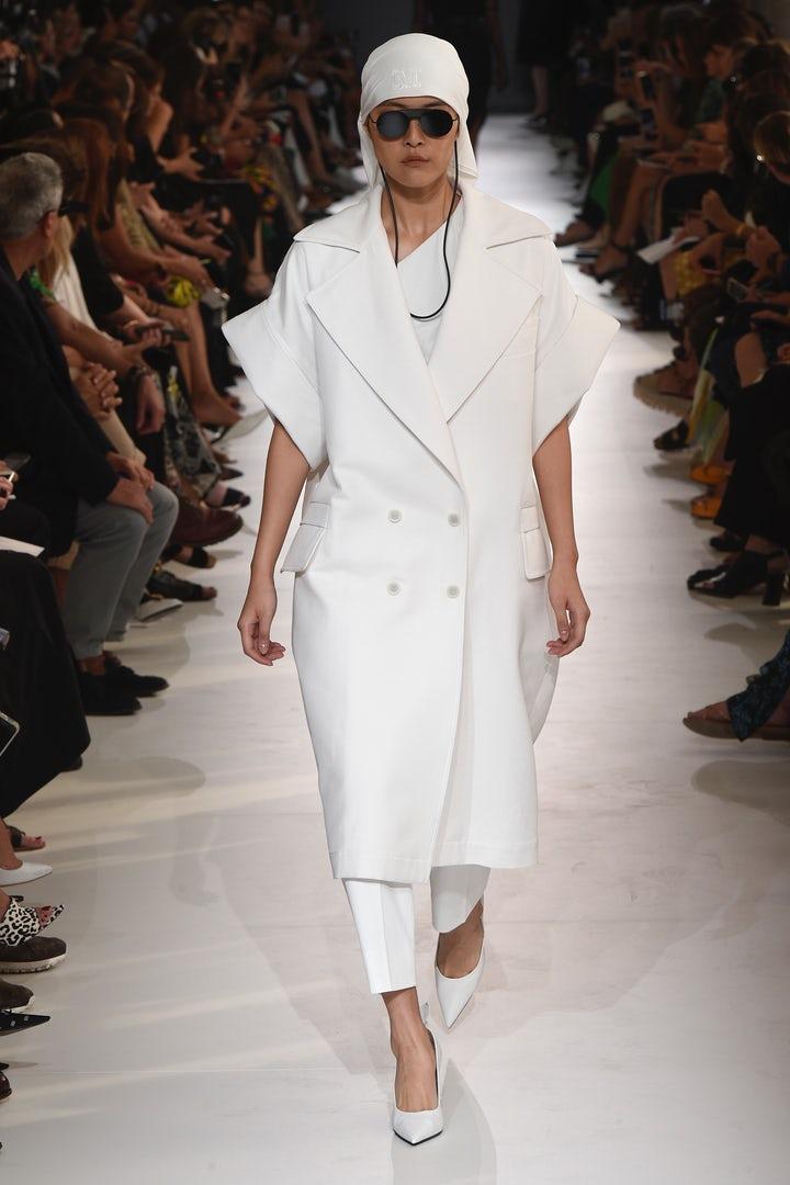 Eniwhere Fashion - MFW - Spring19 - Max Mara