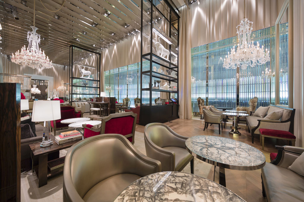 La guarida de bam baccarat hotel residences new york - Baccarat hotel new york ...