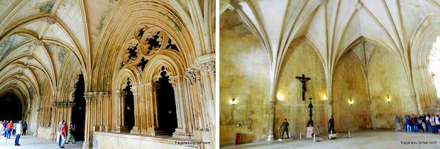 Sala do Capítulo e Túmulo do Soldado Desconhecido, Mosteiro da Batalha, Portugal