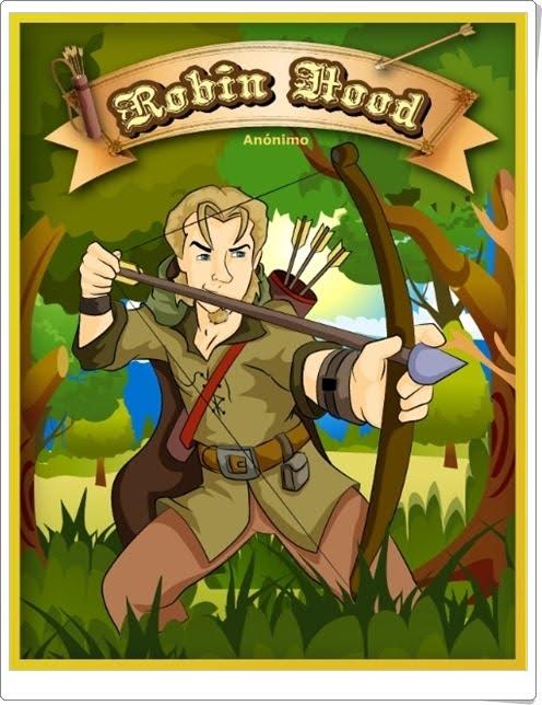 """""""Robin Hood"""" (Leyenda anónima)"""