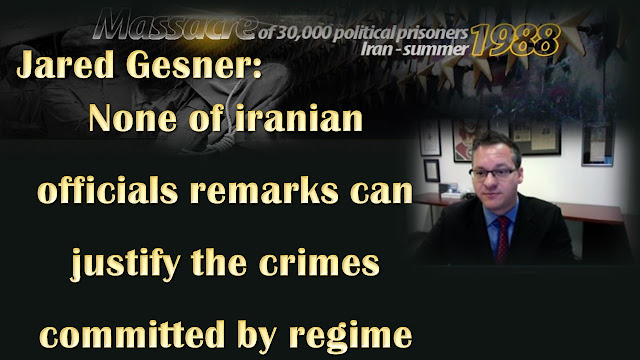 conference on Canada's role to get justice over Iran's 1988 massacre