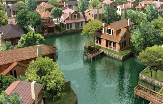 Dinh Thự Ven Sông
