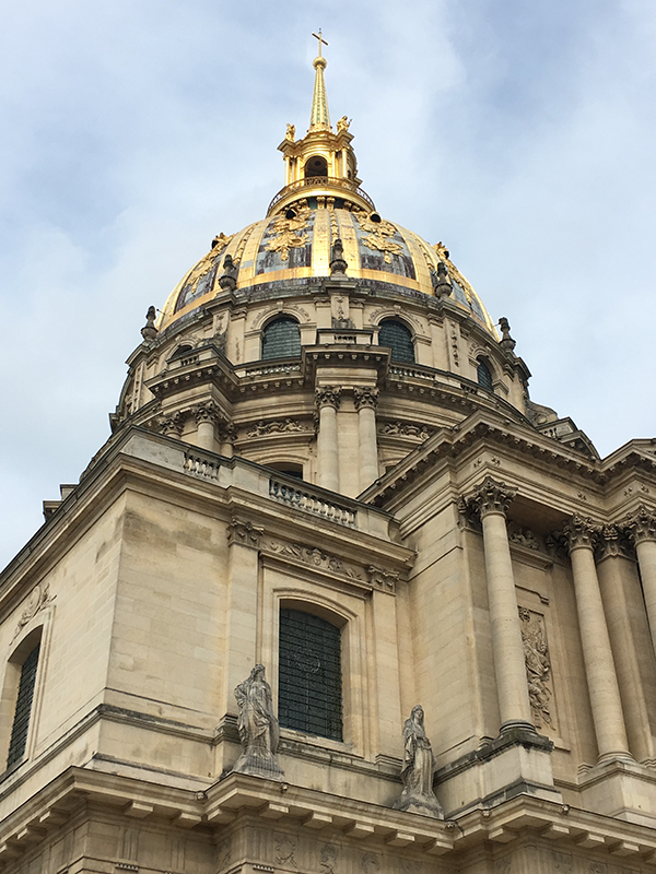 Church of the Golden Dome at Les Invalides
