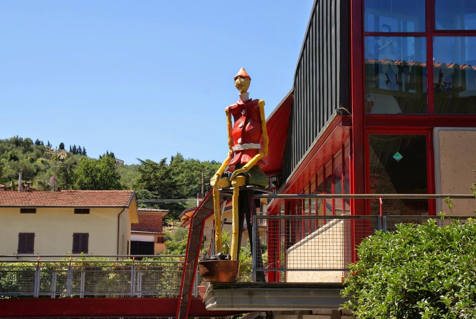 Parco di Pinocchio, Collodi