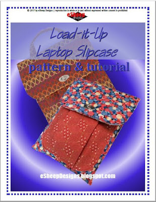 Load-it-Up Laptop Slipcase by eSheep Designs