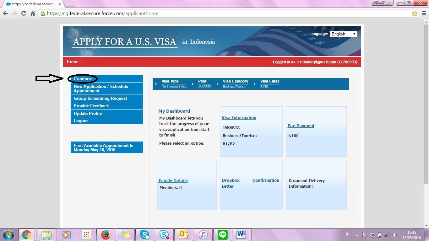 TraCuMa: Renewing US Visa Without Interview