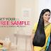 Free Sample of Parachute Advanced Ayurvedic Hair Oil