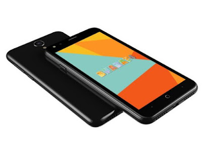 Ponsel Micromax Bharat 3 4G Harga dibawah 1 Jutaan