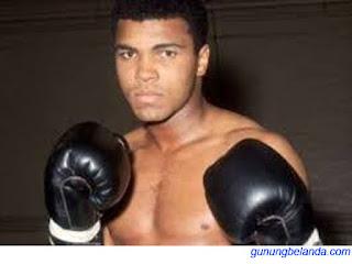 Apakah Muhammad Ali adalah petinju Asal Inggris