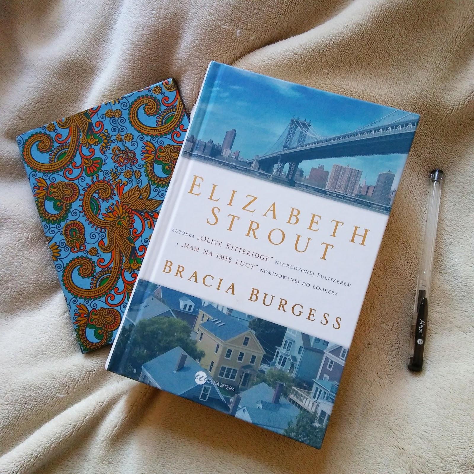 Nikt nikogo nie zna – recenzja książki Elizabeth Strout <i>Bracia Burgess</i>