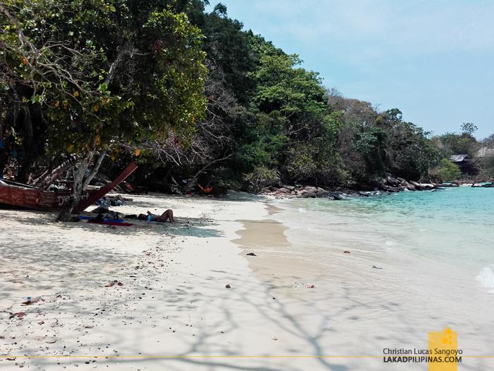 Koh Phi Phi Ton Sai Bay