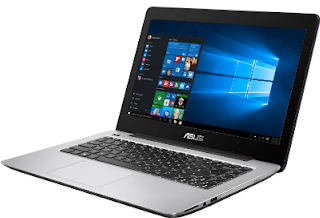 Asus R457U Drivers windows 10 64bit