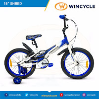 wimcycle shred bmx