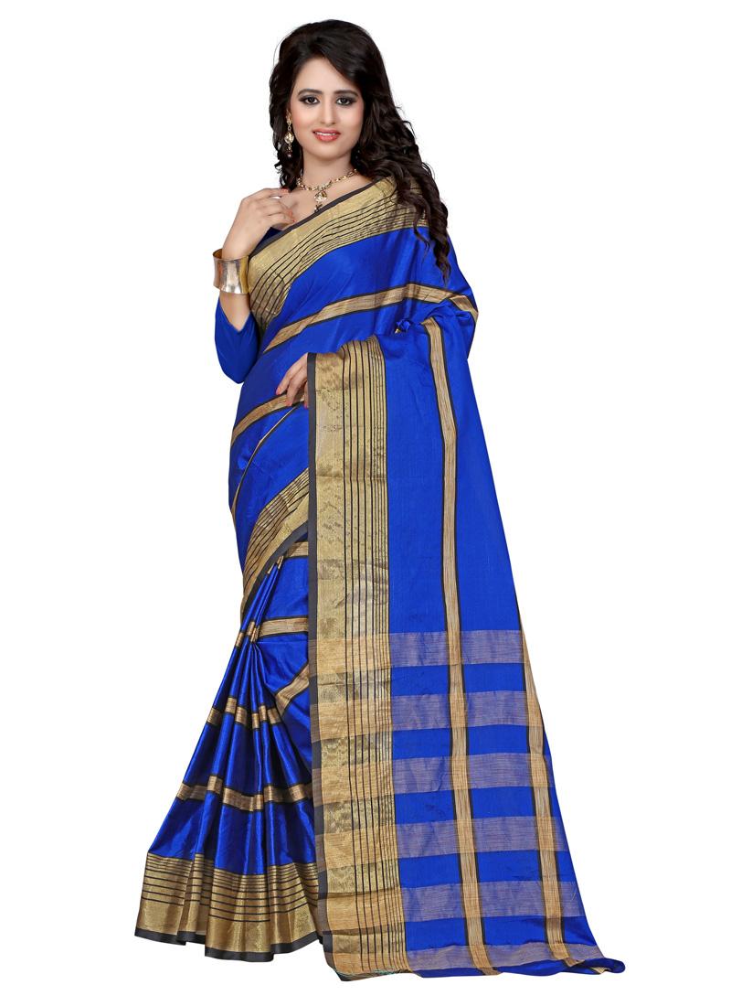Fabroyal 2 – Indian Traditional Cotton Printed Saree