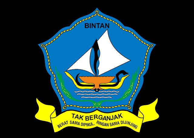 Logo Kabupaten Bintan Vector