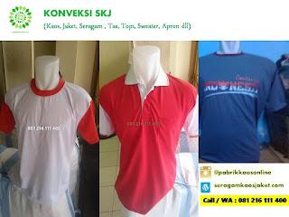 Pesan Kaos Online Surabaya, Polo Shirt Online di Sidoarjo