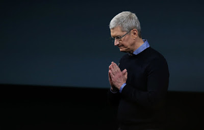 Read Tim Cook's Email To Apple Employees After Donald Trump's Election