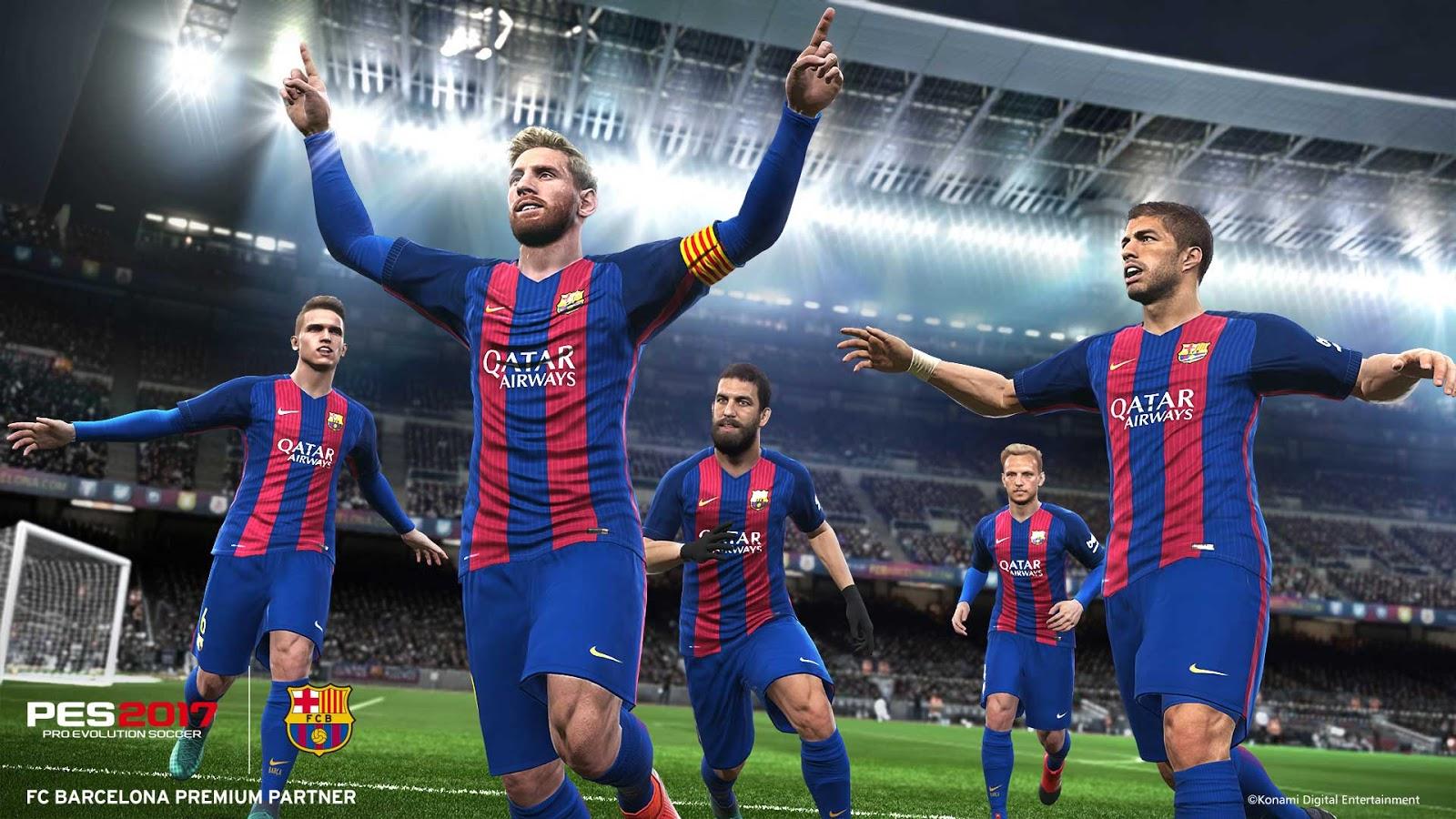874022581ee97  PES 2017  DLC 2.0 tem data anunciada e virá com Allianz Parque!