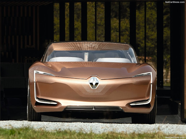 2017 Renault Symbioz Concept - #Renault #Symbioz #Concept