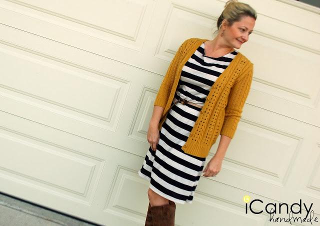 Tee Dress | Free Girls Dress Patterns You Can Use For Sewing | baby girls dress patterns