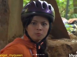 Angel Locsin Looked Extremely Cute In This Throwback Scene From Lobo!
